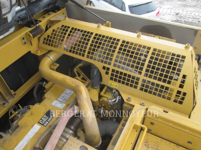 CATERPILLAR TRACK EXCAVATORS 349E equipment  photo 13