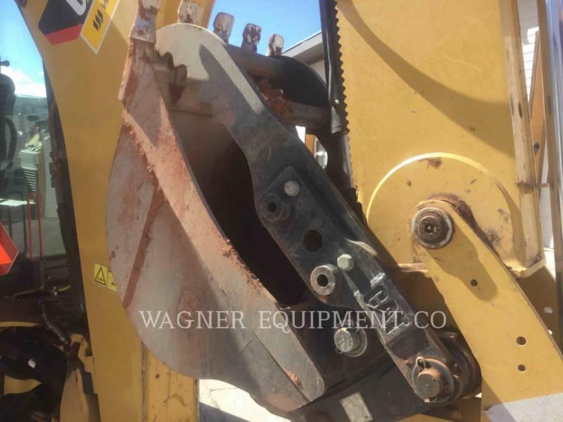 CATERPILLAR BACKHOE LOADERS 420F 4WDE equipment  photo 8