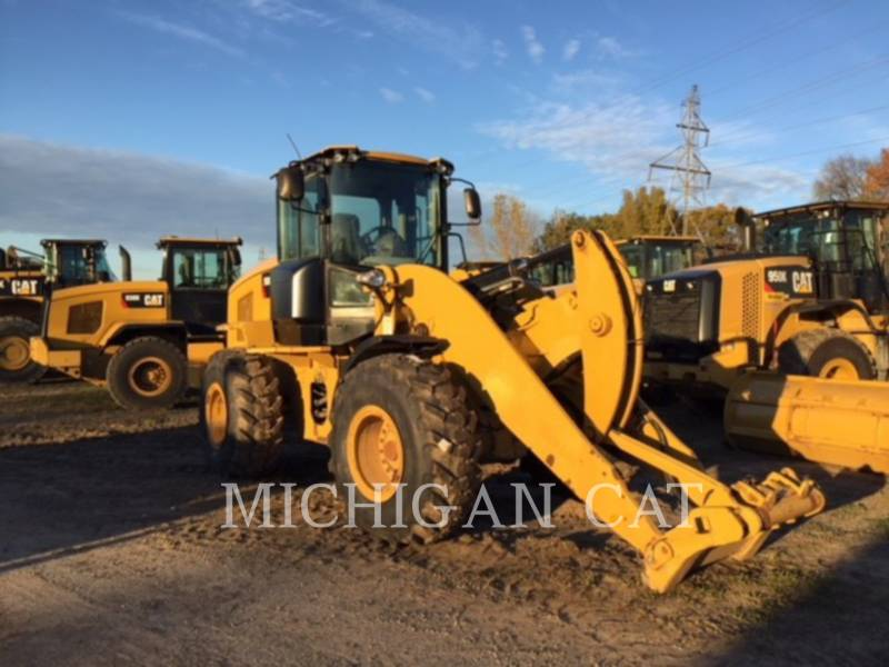 CATERPILLAR CARGADORES DE RUEDAS 938K H3LSRQ equipment  photo 2