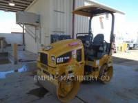 CATERPILLAR TANDEMOWY WALEC WIBRACYJNY DO ASFALTU (STAL-STAL) CB24B equipment  photo 4