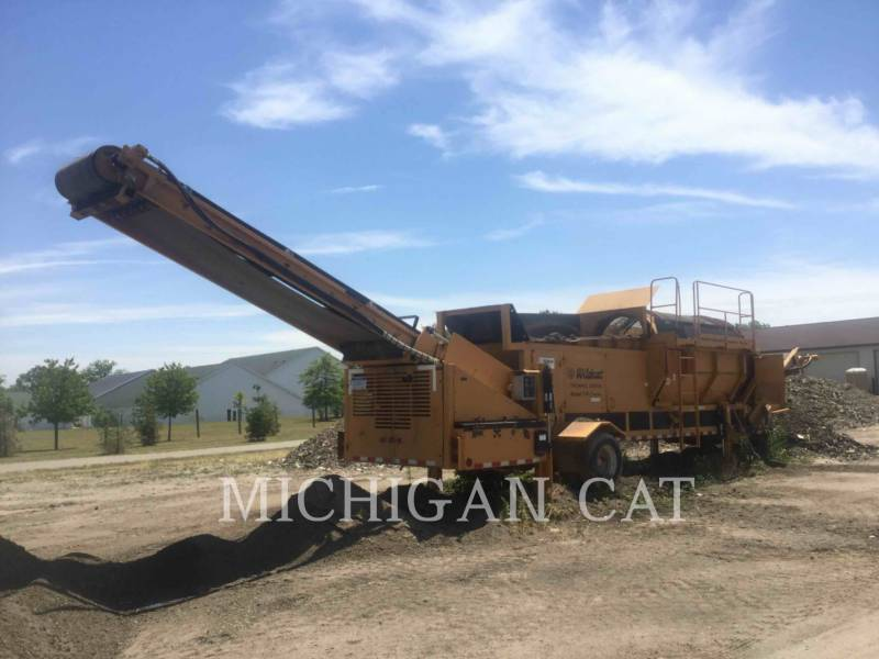 WILDCAT TROMMEL SCREEN 510 COUGAR equipment  photo 3