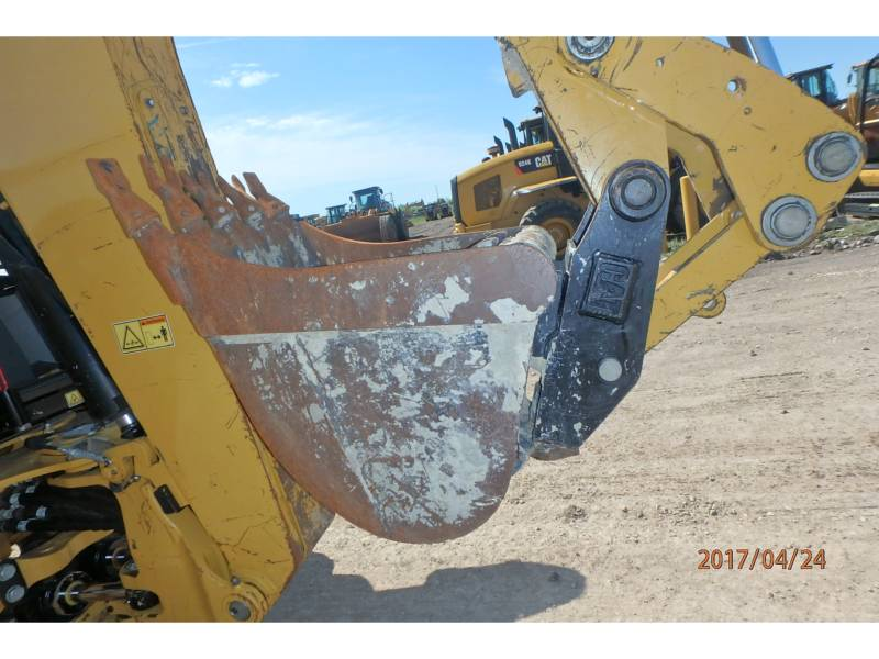 CATERPILLAR BACKHOE LOADERS 416FST equipment  photo 6