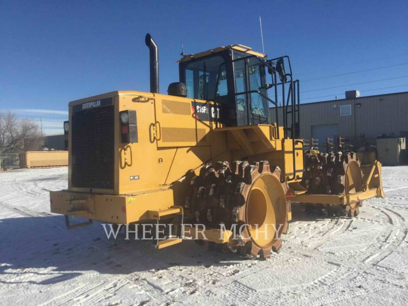 CATERPILLAR COMPACTEURS 815F2 equipment  photo 3