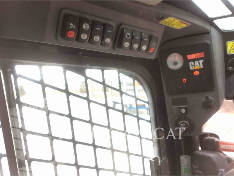 CATERPILLAR CARGADORES MULTITERRENO 279C A2Q equipment  photo 6