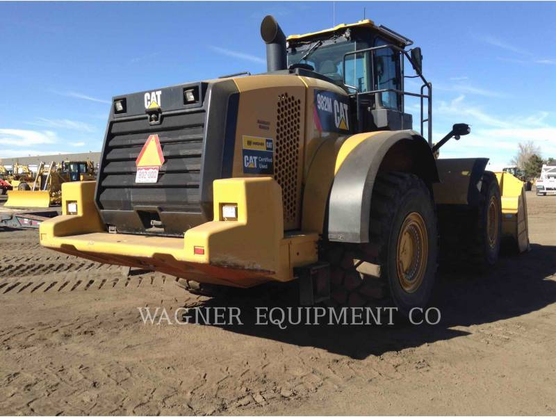 CATERPILLAR WHEEL LOADERS/INTEGRATED TOOLCARRIERS 982M AG equipment  photo 3
