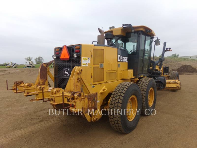 DEERE & CO. MOTOR GRADERS 772D equipment  photo 4