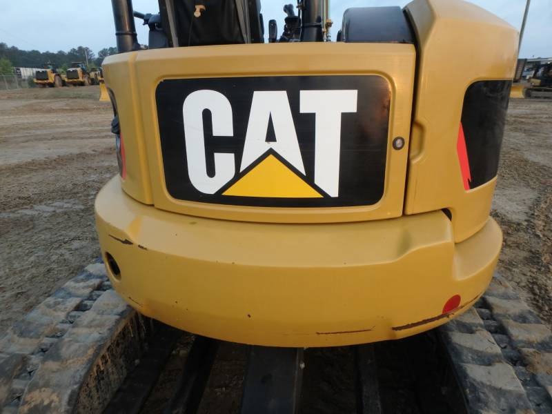 CATERPILLAR TRACK EXCAVATORS 305.5DCR equipment  photo 22