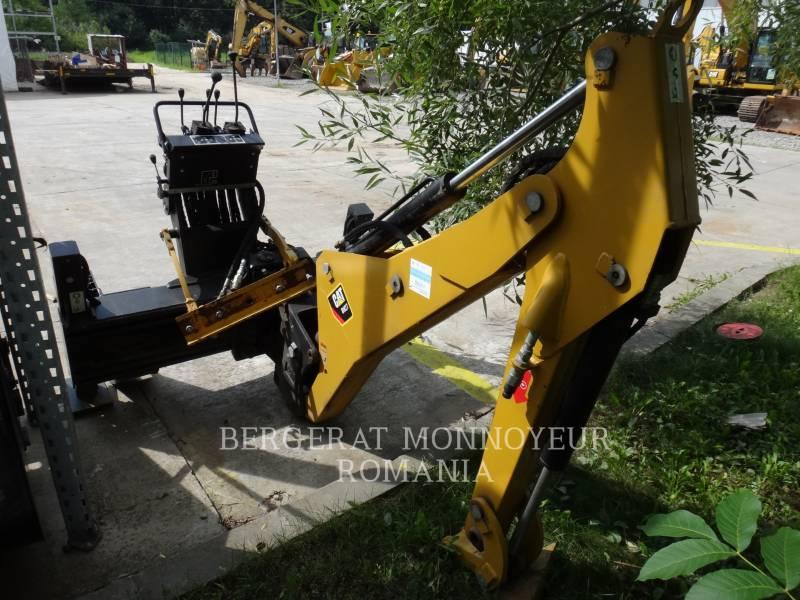 CATERPILLAR  BACKHOE WORK TOOL BH27 equipment  photo 1