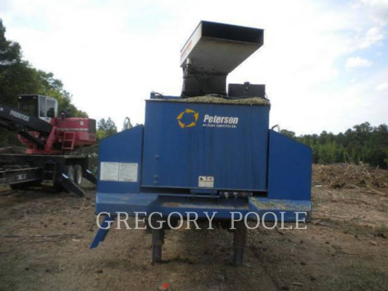 PETERSON Cippatrice, orizzontale 4300 equipment  photo 7