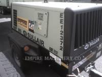 SULLAIR AIR COMPRESSOR DPQ185CA equipment  photo 4
