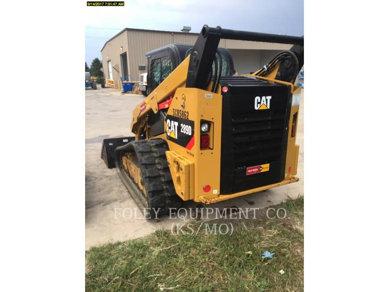 CATERPILLAR MINICARGADORAS 289DSTD2CA equipment  photo 2