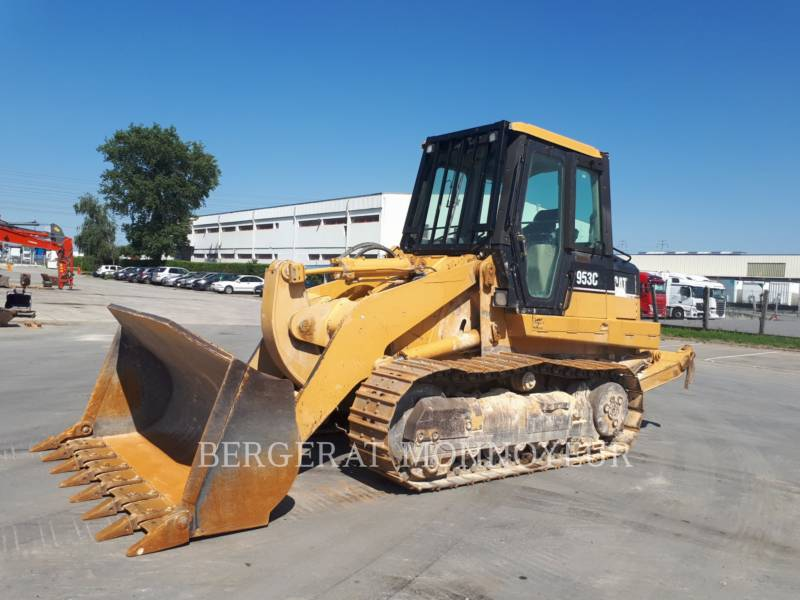 CATERPILLAR 履带式装载机 953C equipment  photo 2