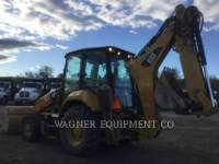 CATERPILLAR BAGGERLADER 420F2 4WDE equipment  photo 4