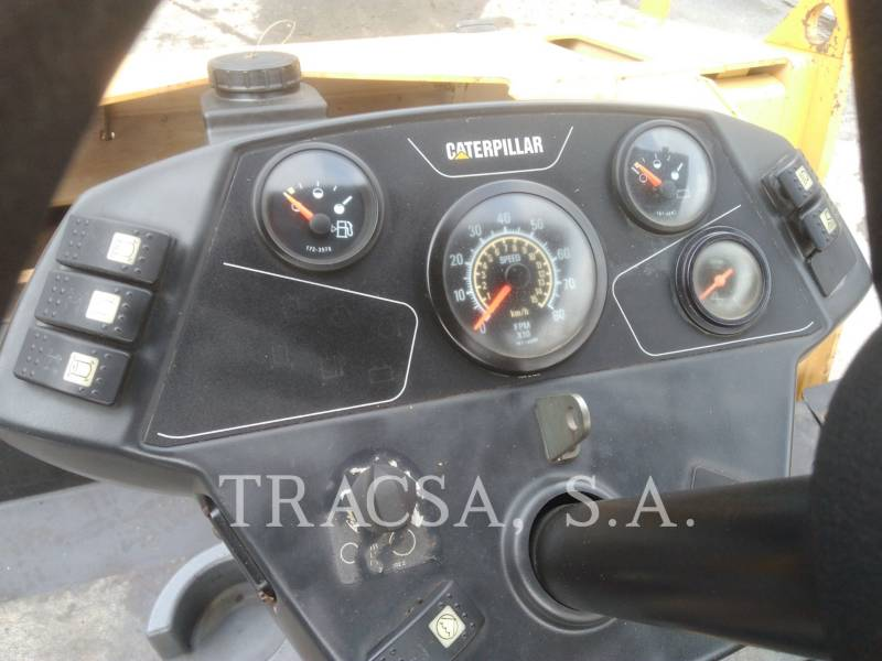 CATERPILLAR TAMBOR DOBLE VIBRATORIO ASFALTO CB-564D equipment  photo 14