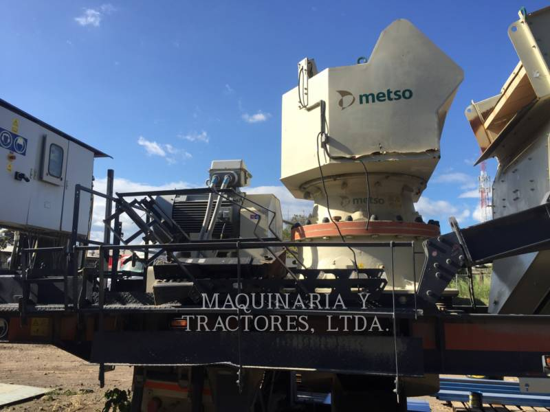 METSO MINERALS CONCASSEURS NWGP220D equipment  photo 5