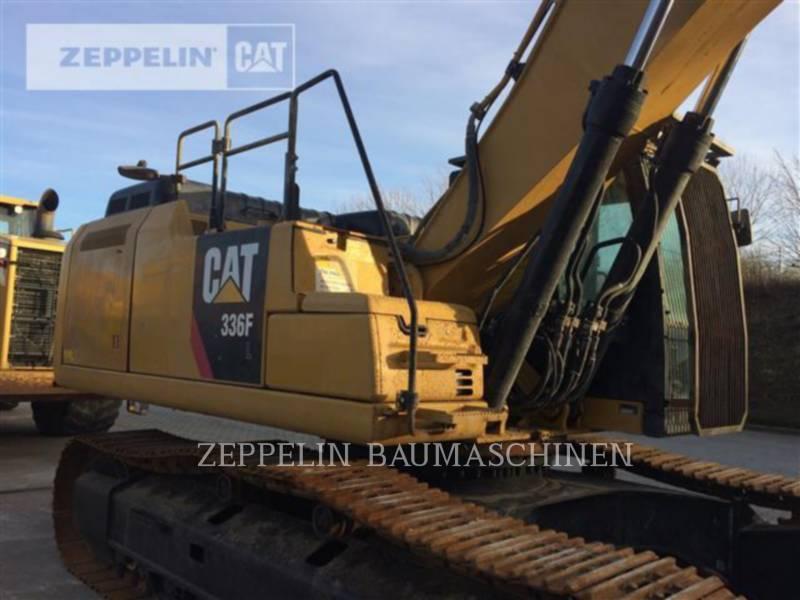 CATERPILLAR TRACK EXCAVATORS 336FLN equipment  photo 7