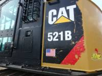 CATERPILLAR FORESTRY - FELLER BUNCHERS - TRACK 521B equipment  photo 16