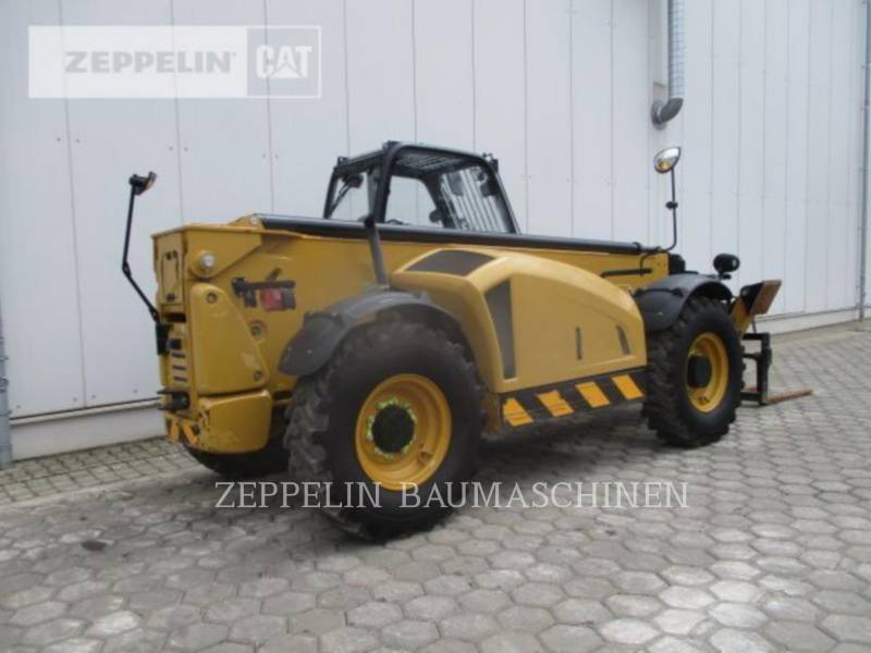 CATERPILLAR CHARGEUR À BRAS TÉLESCOPIQUE TH417CGC equipment  photo 4
