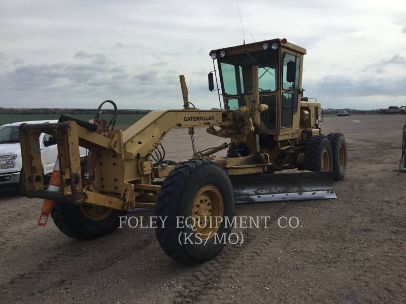 CATERPILLAR MOTORGRADER 140G equipment  photo 3