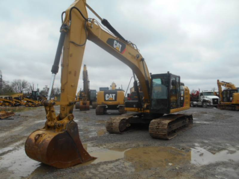 CATERPILLAR トラック油圧ショベル 320EL equipment  photo 1