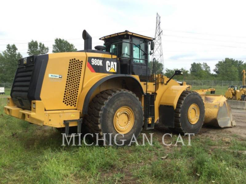 CATERPILLAR WHEEL LOADERS/INTEGRATED TOOLCARRIERS 980K LC equipment  photo 4