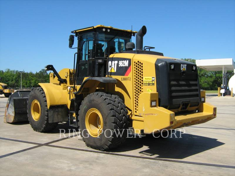CATERPILLAR CARGADORES DE RUEDAS 962MQC equipment  photo 4