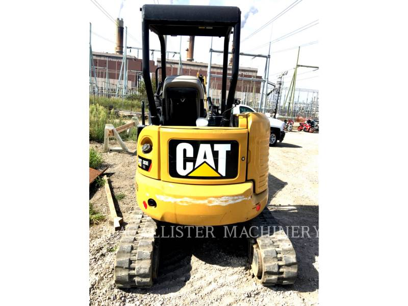 CATERPILLAR KETTEN-HYDRAULIKBAGGER 303E equipment  photo 4