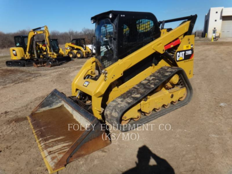 CATERPILLAR SKID STEER LOADERS 299D2XPS2C equipment  photo 1
