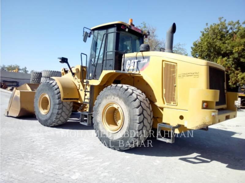 CATERPILLAR RADLADER/INDUSTRIE-RADLADER 966 H equipment  photo 3