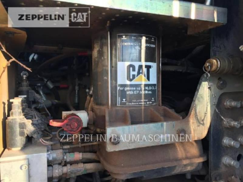 CATERPILLAR PELLES SUR PNEUS M313D equipment  photo 12