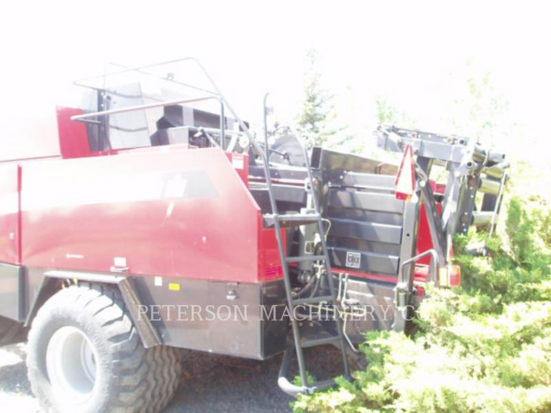 CASE MATERIELS AGRICOLES POUR LE FOIN LBX432 equipment  photo 4
