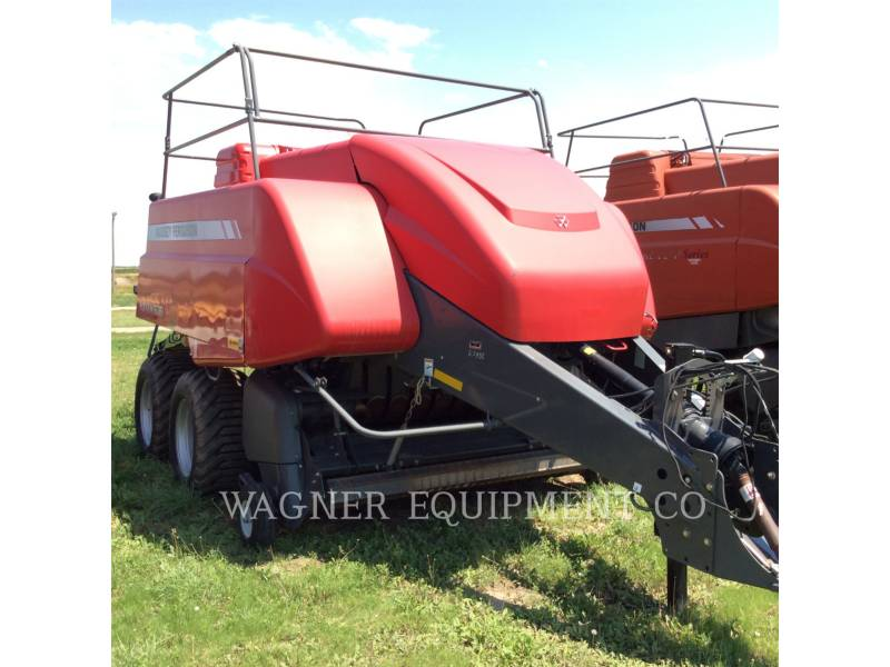 MASSEY FERGUSON AG HAY EQUIPMENT MF2170XD equipment  photo 1