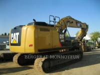 Equipment photo CATERPILLAR 320E TRACK EXCAVATORS 1