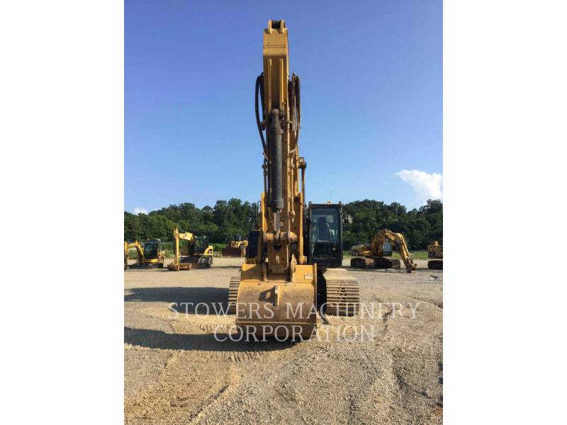 CATERPILLAR TRACK EXCAVATORS 336E THUMB equipment  photo 8