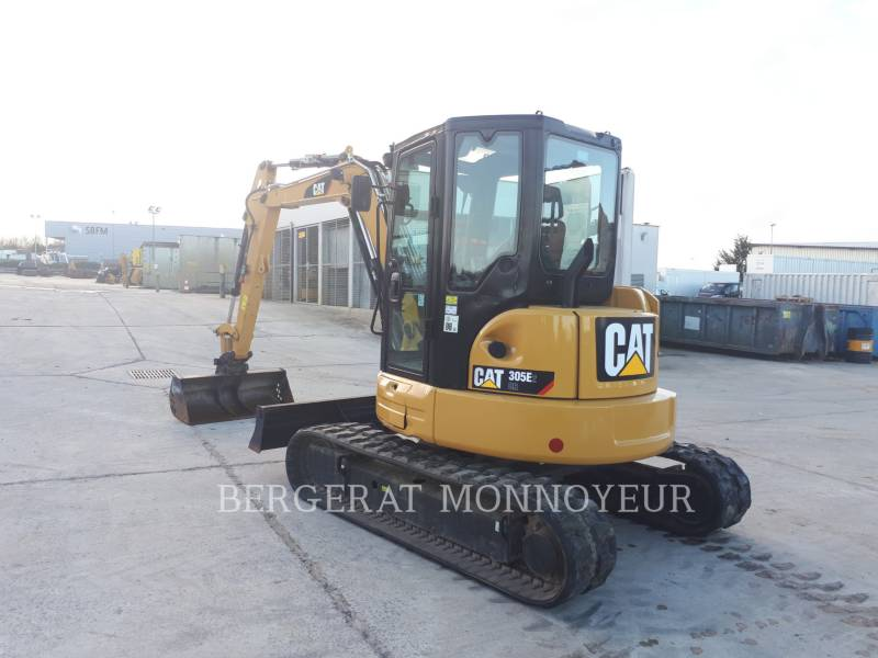 CATERPILLAR EXCAVADORAS DE CADENAS 305E2 equipment  photo 4