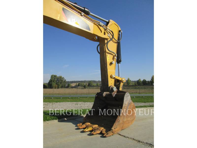 CATERPILLAR PELLES SUR CHAINES 349ELVG equipment  photo 12