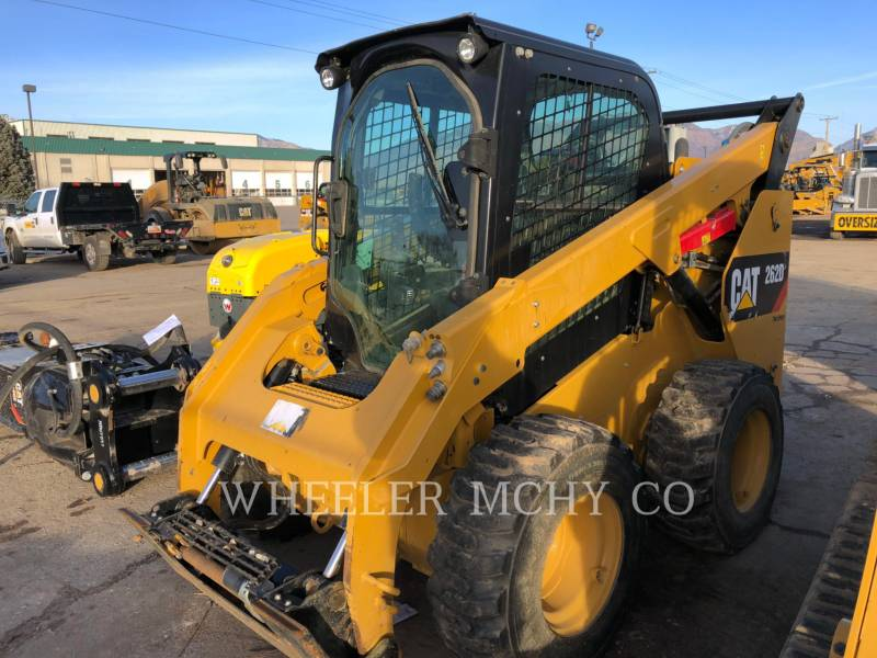 CATERPILLAR CHARGEURS COMPACTS RIGIDES 262D C3 2S equipment  photo 1