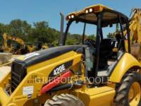 CATERPILLAR BACKHOE LOADERS 420E equipment  photo 2