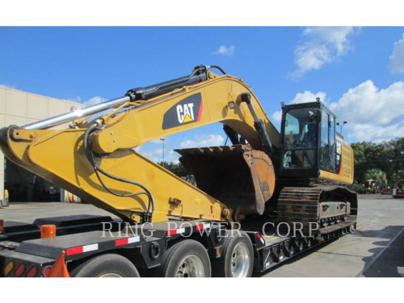 CATERPILLAR KETTEN-HYDRAULIKBAGGER 336FLXE equipment  photo 1