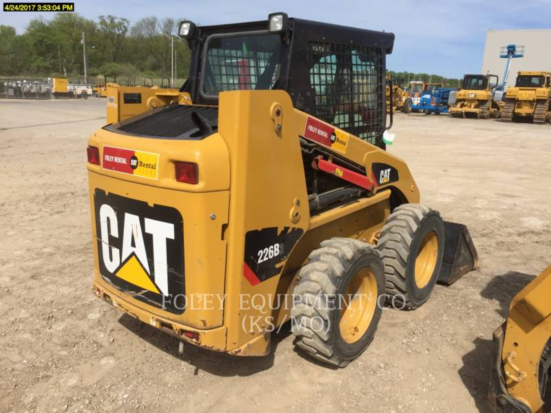 CATERPILLAR SKID STEER LOADERS 226B3STD1C equipment  photo 3