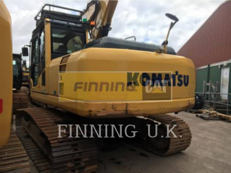 KOMATSU LTD. TRACK EXCAVATORS PC210 equipment  photo 1