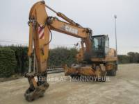 CASE PELLES SUR PNEUS WX210 equipment  photo 3