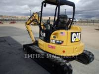 CATERPILLAR TRACK EXCAVATORS 305.5E2CR equipment  photo 3