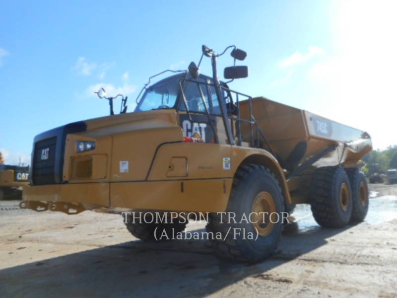 CATERPILLAR TOMBEREAUX ARTICULÉS 745C TGATE equipment  photo 1