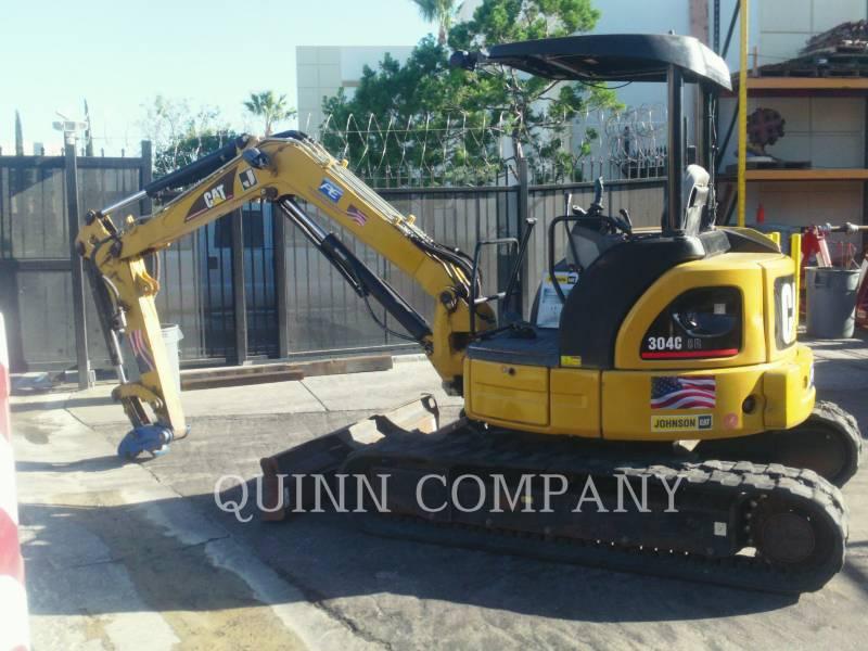 CATERPILLAR TRACK EXCAVATORS 304CCR equipment  photo 2