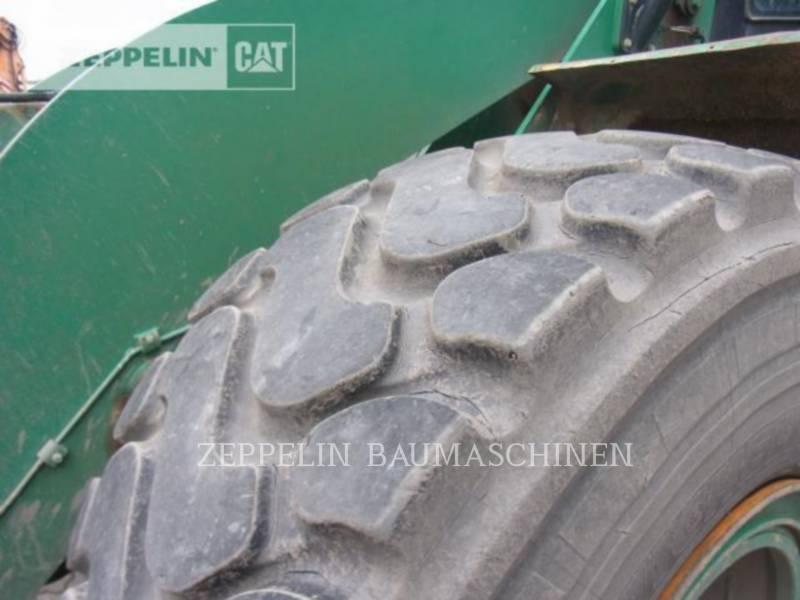 CATERPILLAR CHARGEURS SUR PNEUS/CHARGEURS INDUSTRIELS 966K equipment  photo 6