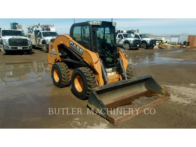 CASE/NEW HOLLAND SKID STEER LOADERS SV300 equipment  photo 2