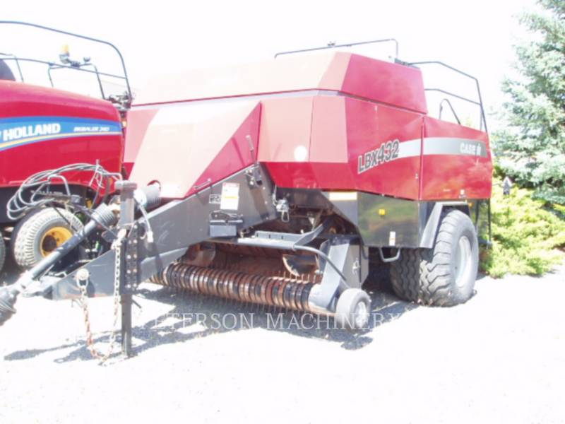 CASE EQUIPOS AGRÍCOLAS PARA FORRAJES LBX432 equipment  photo 5