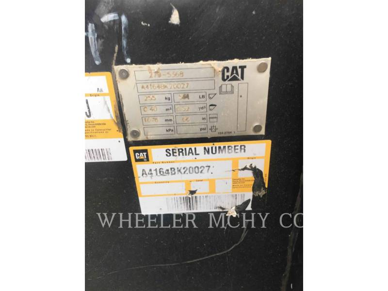 CATERPILLAR MINICARGADORAS 236D C1-H2 equipment  photo 5