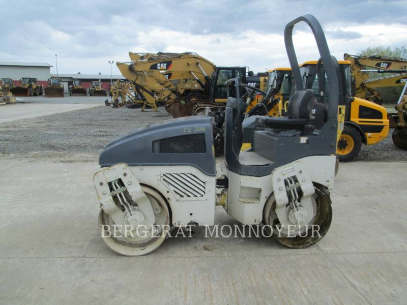 BOMAG COMPACTORS BW120AD4 equipment  photo 3